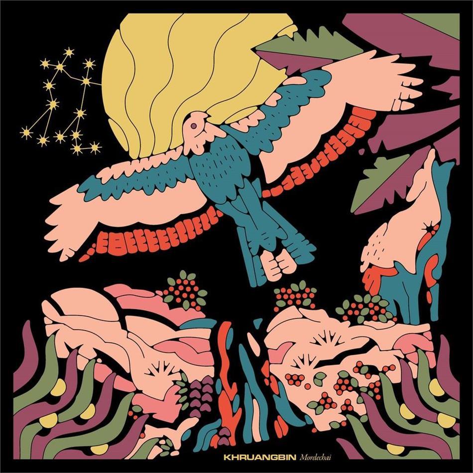 Khruangbin - Mordechai (Limited Edition, Translucent Pink, LP)
