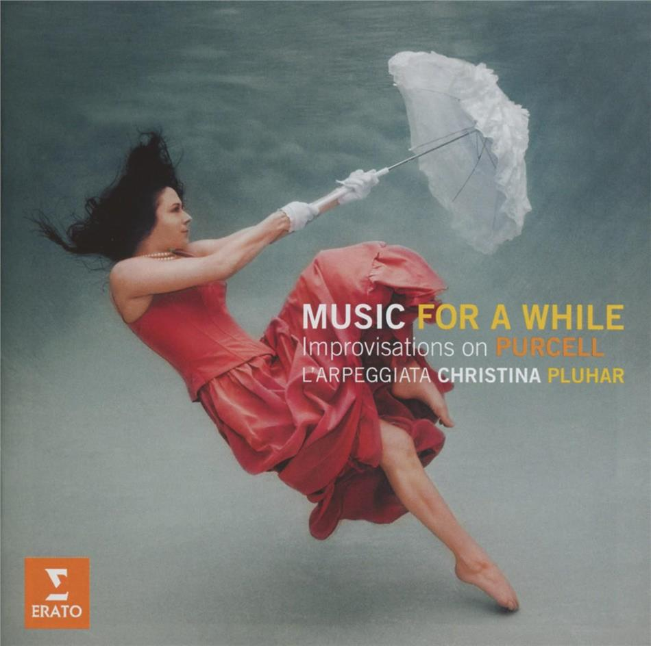 Christina Pluhar, Philippe Jaroussky, L'Arpeggiata & Henry Purcell (1659-1695) - Music For A While - Improvisations On Henry Purcell (2020 Reissue, 2 LPs)