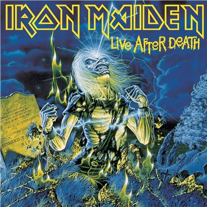Iron Maiden - Live After Death (2015 Remaster, PLG UK, 2 CDs)
