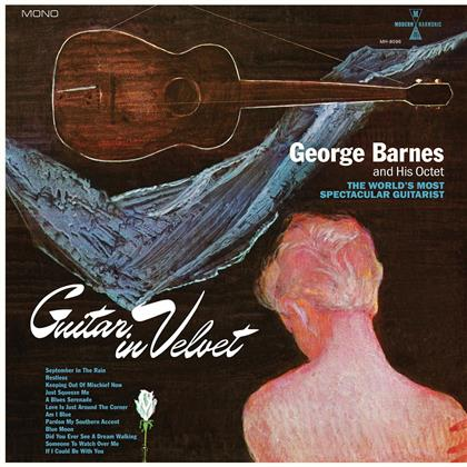 George Barnes - Guitar In.. -Coloured- (Blue Vinyl, LP)