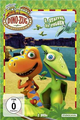 Dino-Zug - Staffel 5 (2 DVDs)