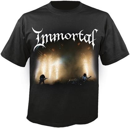 Immortal - The Seventh Date Of Blashyrkh T-Shirt