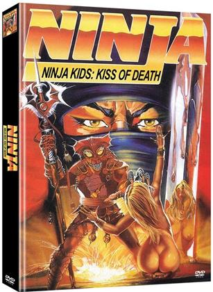 Ninja Kids - Kiss of Death (1982) (Eastern Classics, Limited Edition, Mediabook, 2 DVDs)