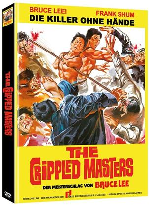 The Crippled Masters (1979) (Eastern Classics, Limited Edition, Mediabook, 2 DVDs)