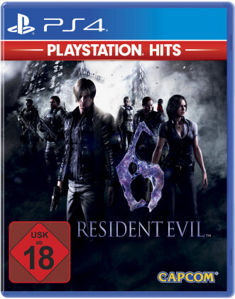 Resident Evil 6 - Playstation Hits (German Edition)