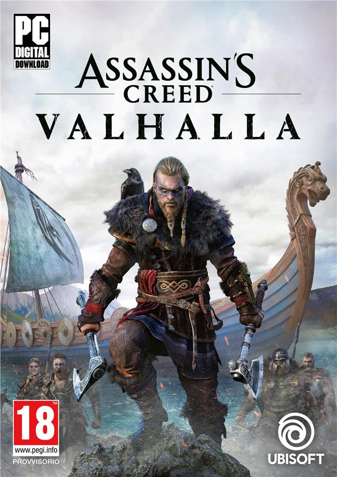 Assassins Creed Valhalla - (Code in a Box)