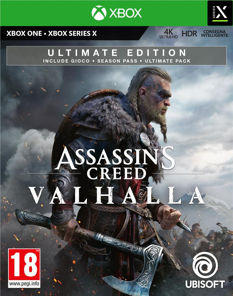 Assassins Creed Valhalla (Ultimate Edition)
