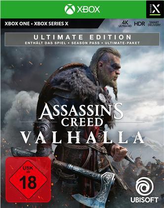 Assassins Creed Valhalla (German Ultimate Edition)