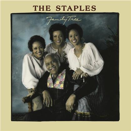 The Staples - Family Tree (2020 Reissue)