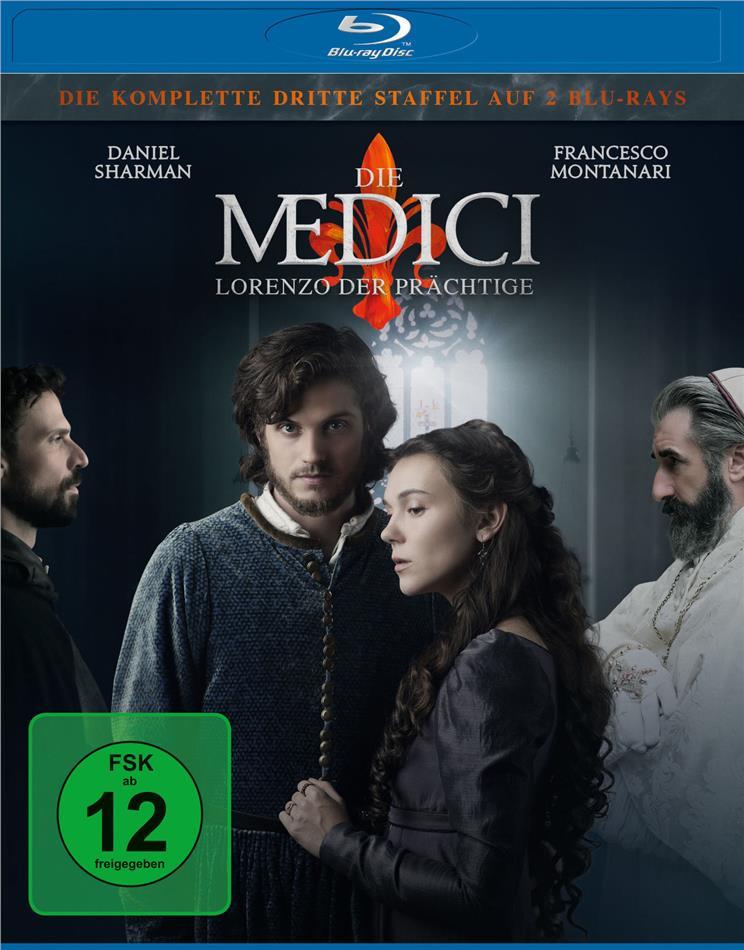 Die Medici - Staffel 3 - Lorenzo der Prächtige (2 Blu-rays)