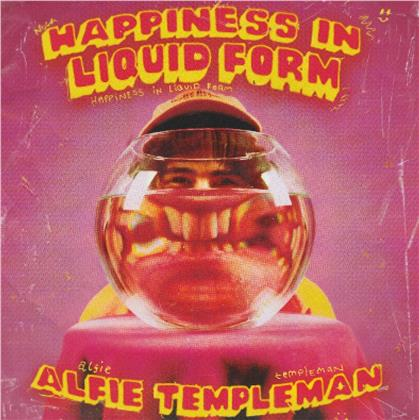 "Alfie Templeman - Happiness In Liquid Form (Colored, 10"" Maxi)"