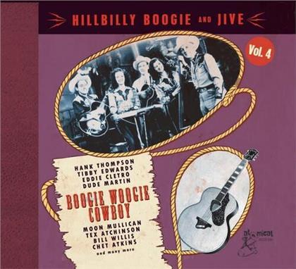 Boogie Woogie Cowboy - Hillbilly Boogie And Jive