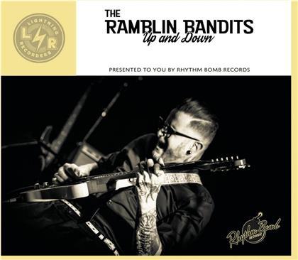 The Ramblin Bandits - Up & Down (Limited Edition, LP)