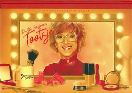 Tootsie (1982) (Édition Collector Limitée, Blu-ray + DVD + Livre)
