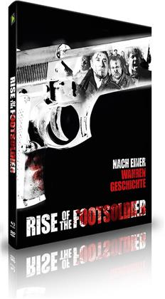 Rise of the Footsoldier (2007) (Extreme Edition, Cover B, Extended Edition, Edizione Limitata, Mediabook, Blu-ray + DVD)