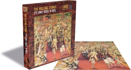 The Rolling Stones: It's Only Rock 'N Roll - 1000 Piece Jigsaw Puzzle