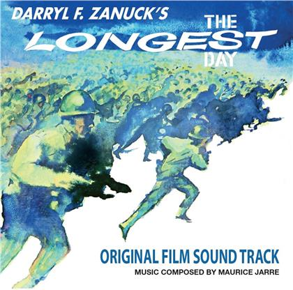 Maurice Jarre - Longest Day - OST (2020 Reissue, LP)