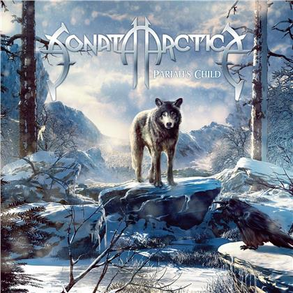 Sonata Arctica - Pariah's Child (White/Blue Splatter Vinyl, 2 LPs)