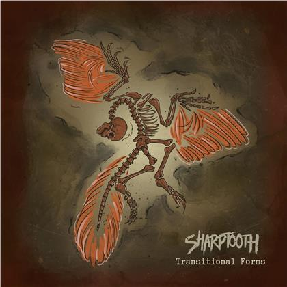Sharptooth - Transitional Forms (Limited Edition, Colored, LP)