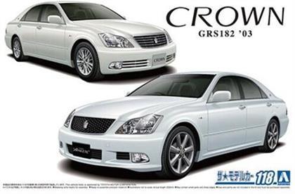 Aoshima - Toyota Grs182 Crown Royalsaloon G/Athlete G '03