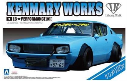 Aoshima - 1/24 Liberty Walk #6: 1/24 Lb Works Kenmary 2014
