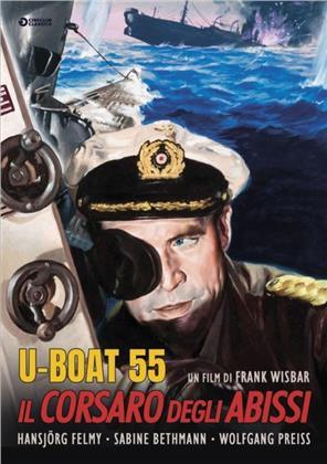 U-Boat 55 il corsaro degli abissi (1957) (Cineclub Classico, s/w, Neuauflage)