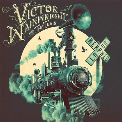 Victor Wainwright & The Train - Memphis Loud (LP)