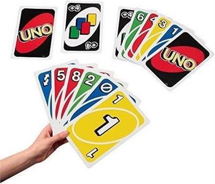 UNO Giant - ab 7 Jahren, 2-10 Spieler