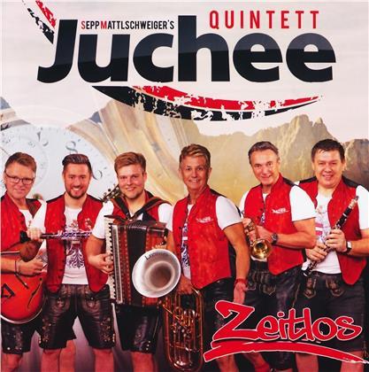 Sepp Mattlschweiger's Quintett - Zeitlos