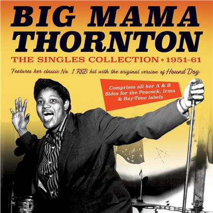 Big Mama Thornton - Singles Collection 1951 - 1961