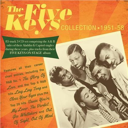 Five Keys - Five Keys Collection.. (3 CDs)