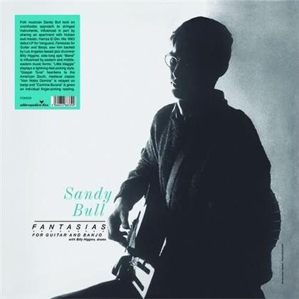 Sandy Bull - Fantasias For Guitar & Banjo (2020 Reissue, LP)