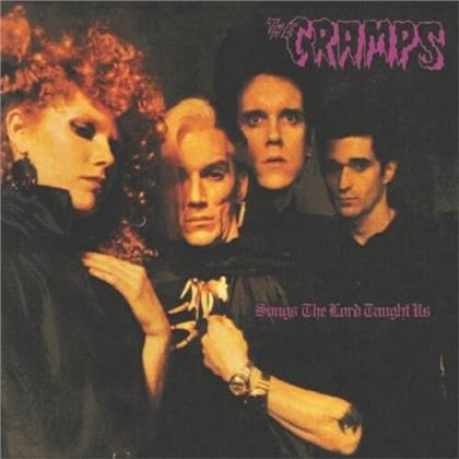The Cramps - Songs The Lord Taught Us (2020 Reissue, 150 Gramm, Drastic Plastic, LP)