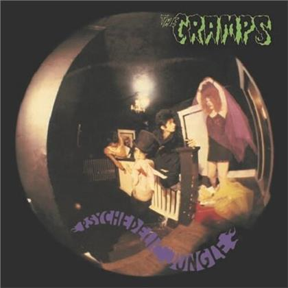 The Cramps - Psychedelic Jungle (2020 Reissue, Drastic Plastic, 150 Gramm, LP)