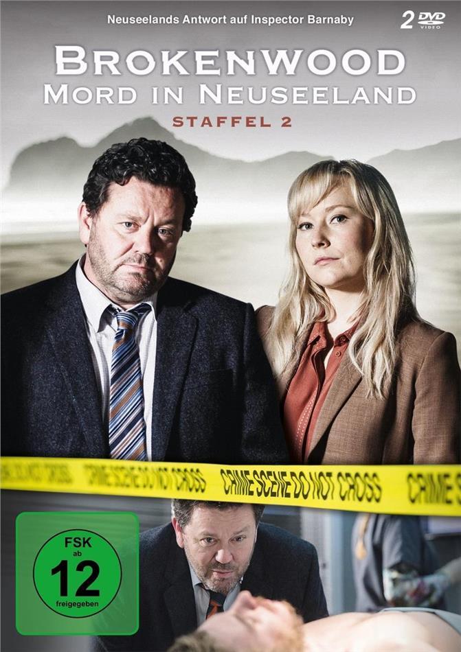 Brokenwood - Mord in Neuseeland - Staffel 2 (2 DVDs)