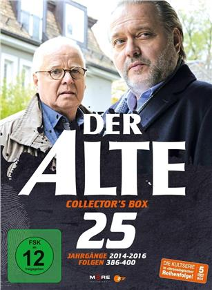 Der Alte - Collector's Box Vol. 25 (5 DVDs)