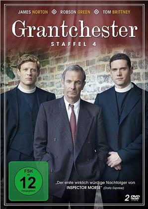 Grantchester - Staffel 4 (2 DVDs)