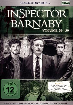 Inspector Barnaby - Collector's Box 6 (20 DVDs)