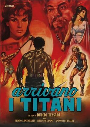 Arrivano i titani (1962) (Cineclub Classico)