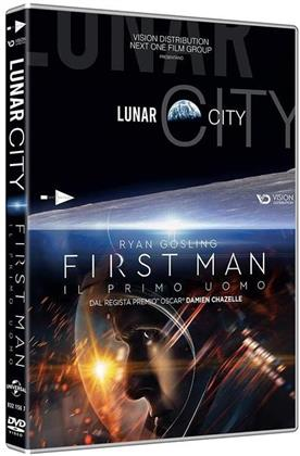 First Man - Il primo uomo - Lunar City Collection (2018) (2 DVDs)