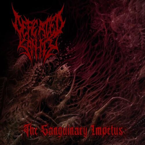 Defeated Sanity - Sanguinary Impetus (Gatefold, Colored, LP)