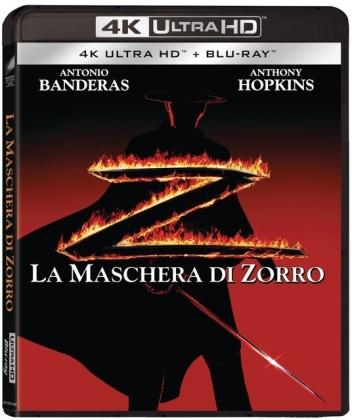 La Maschera di Zorro (1998) (4K Ultra HD + Blu-ray)