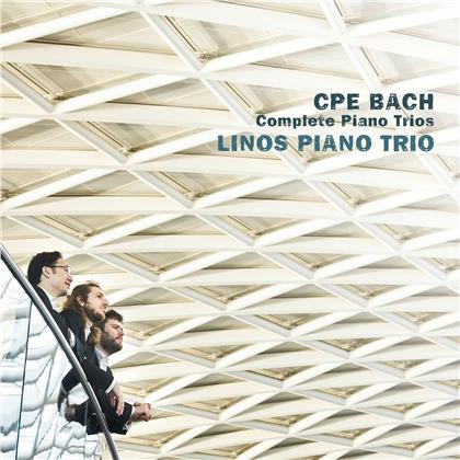 Linos Piano Trio & Carl Philipp Emanuel Bach (1714-1788) - Complete Piano Trios (2 CDs)