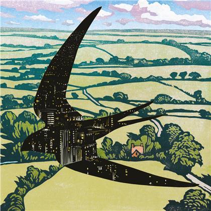 Bibio - Sleep On The Wing (Gatefold, LP)