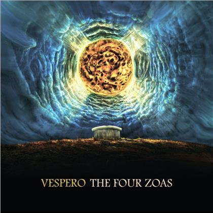 Vespero - The Four Zoas (Digipack)