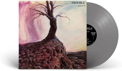 Trouble - Psalm 9 (Plastic Head Exclusive, 2020 Reissue, Limited Edition, Grey Vinyl, LP)