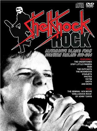 Shellshock Rock ~ Alternative Blasts From Northern Ireland 1977-1984 (3 CDs + DVD)