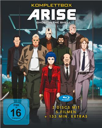 Ghost in the Shell - Arise - Komplettbox (3 Blu-rays)