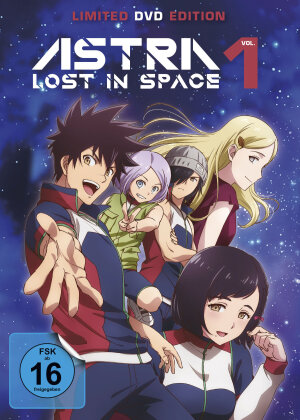 Astra Lost in Space - Staffel 1 - Vol. 1 (Limited Edition)