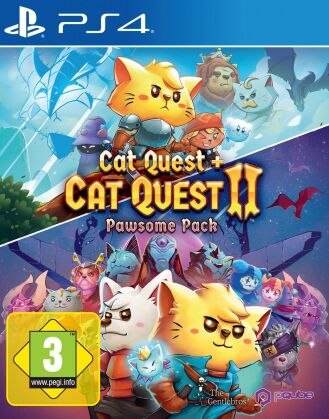 Cat Quest 2 (German Edition)